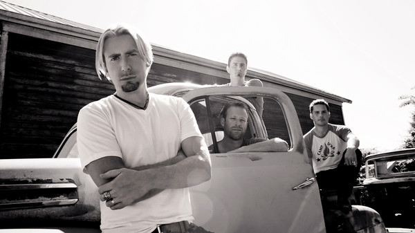 Nickelback - Studio Albums
