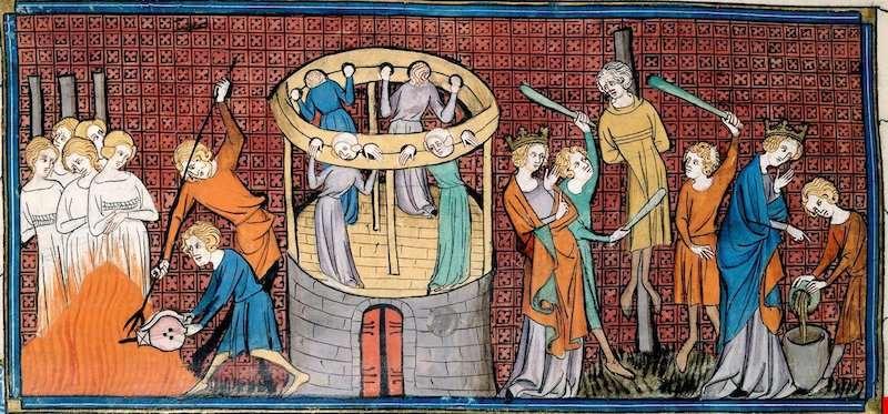5 страшных случаев сожжения ведьм в истории