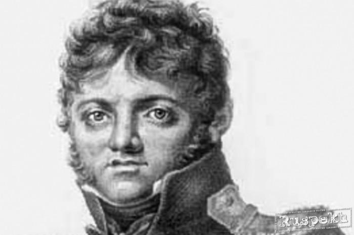 Юрий Лисянский, капитан шлюпа «Нева»